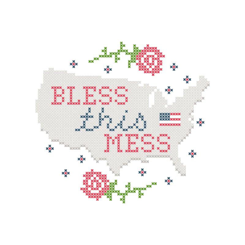 Bless this Mess Men's T-Shirt by Threadless Artist Shop