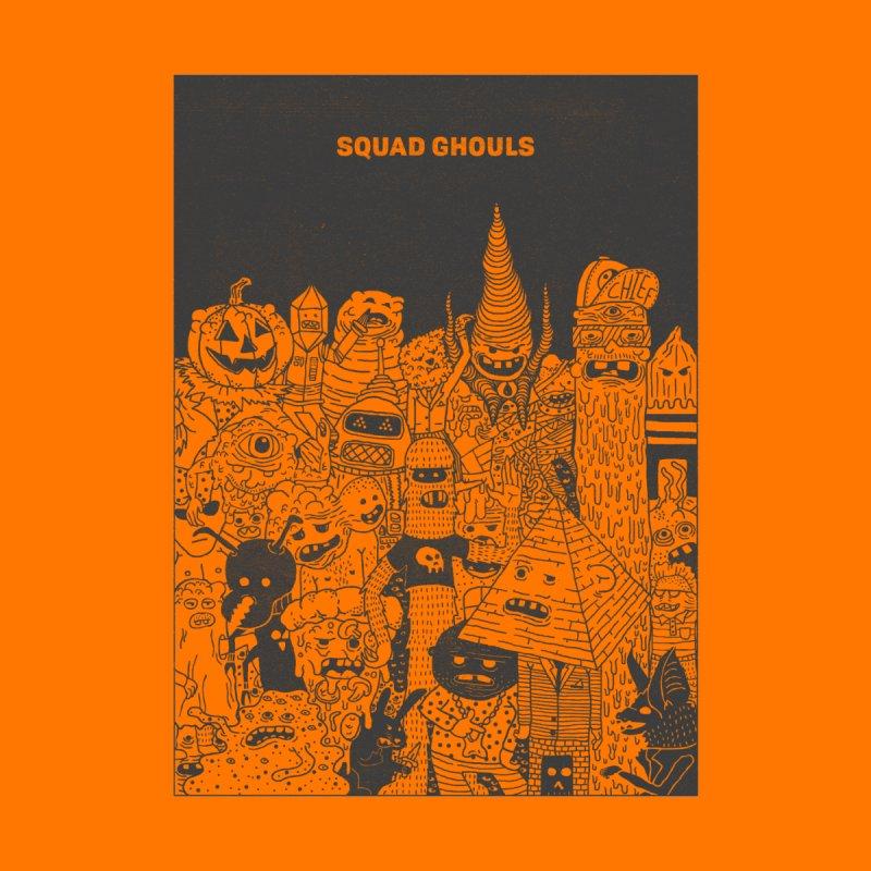 Squad Ghouls Women's T-Shirt by Threadless Artist Shop