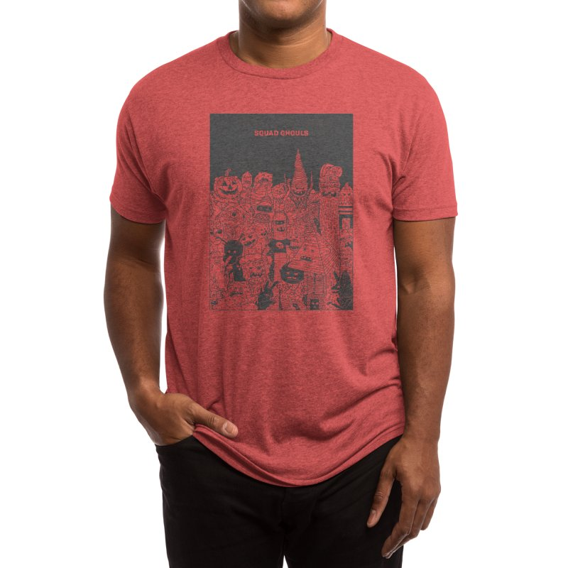 Squad Ghouls Men's T-Shirt by Threadless Artist Shop
