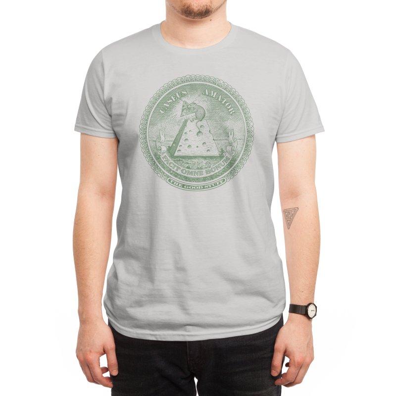 Caseus Amator Men's T-Shirt by Threadless Artist Shop