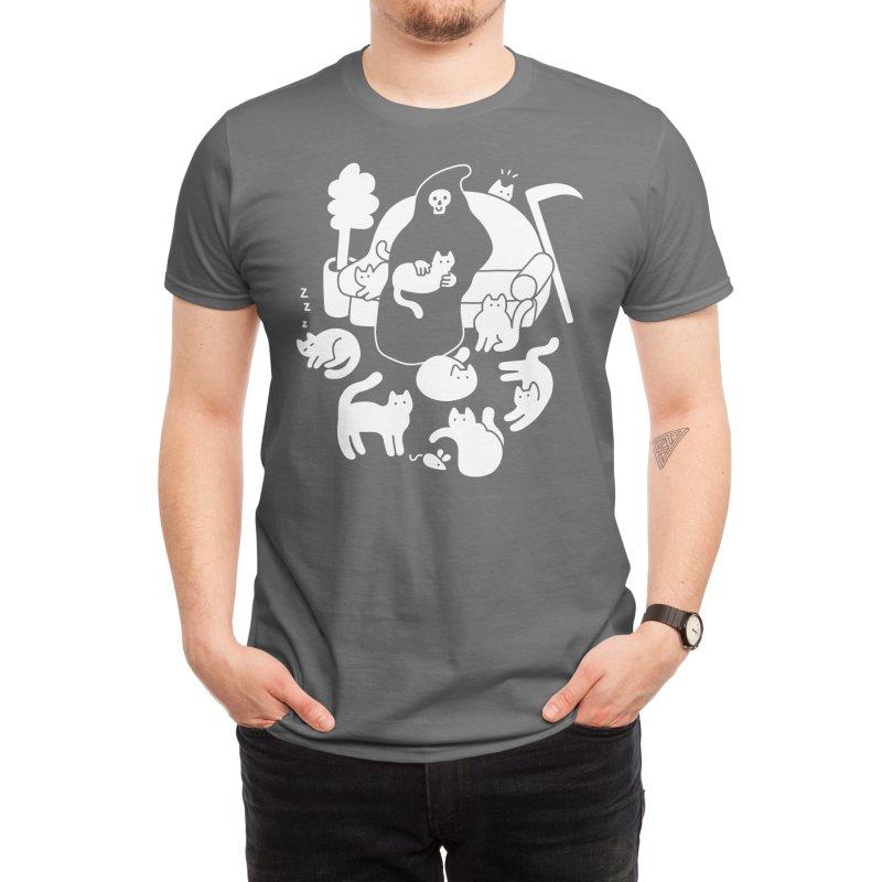 9 Lives Men's T-Shirt by Threadless Artist Shop