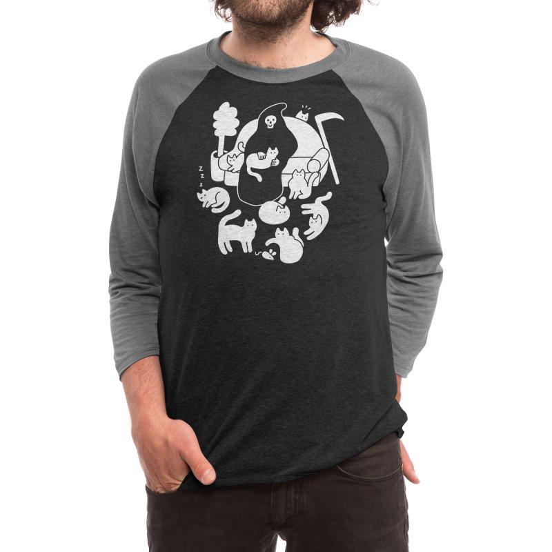 9 Lives Men's Longsleeve T-Shirt by Threadless Artist Shop