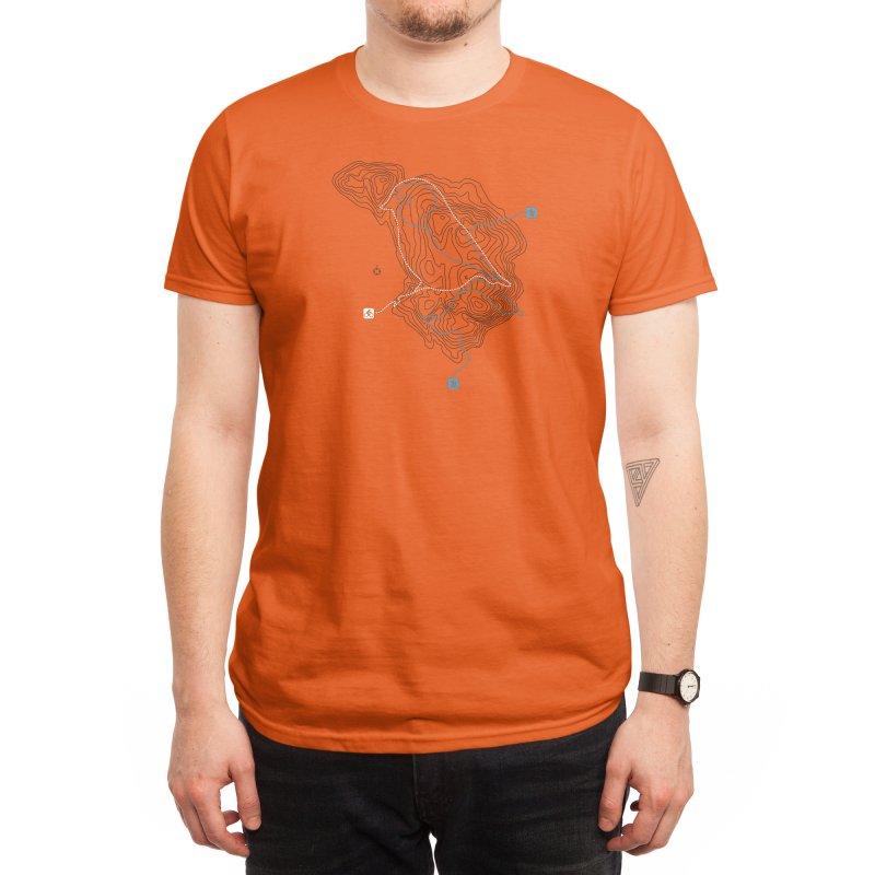 Take A Hike Men's T-Shirt by Threadless Artist Shop