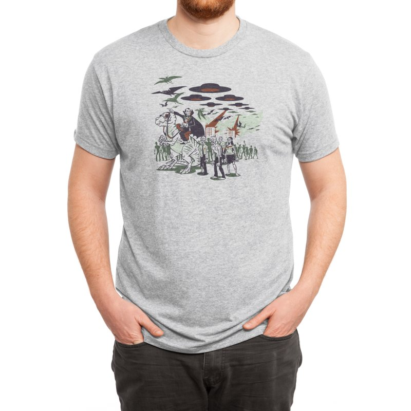 THIS Is How The World Ends Men's T-Shirt by Threadless Artist Shop