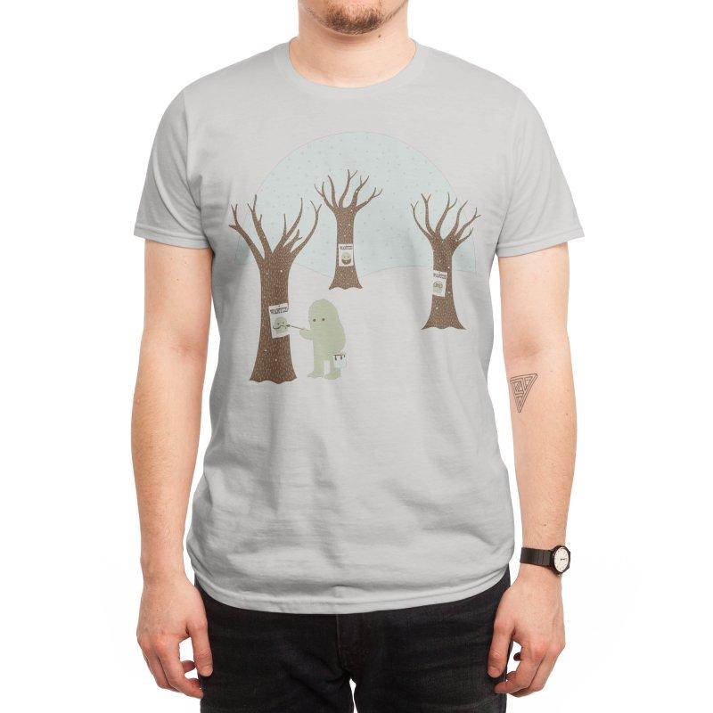 Wanted Men's T-Shirt by Threadless Artist Shop