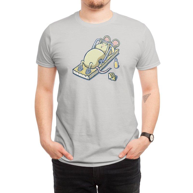 Let's Get Physical Men's T-Shirt by Threadless Artist Shop