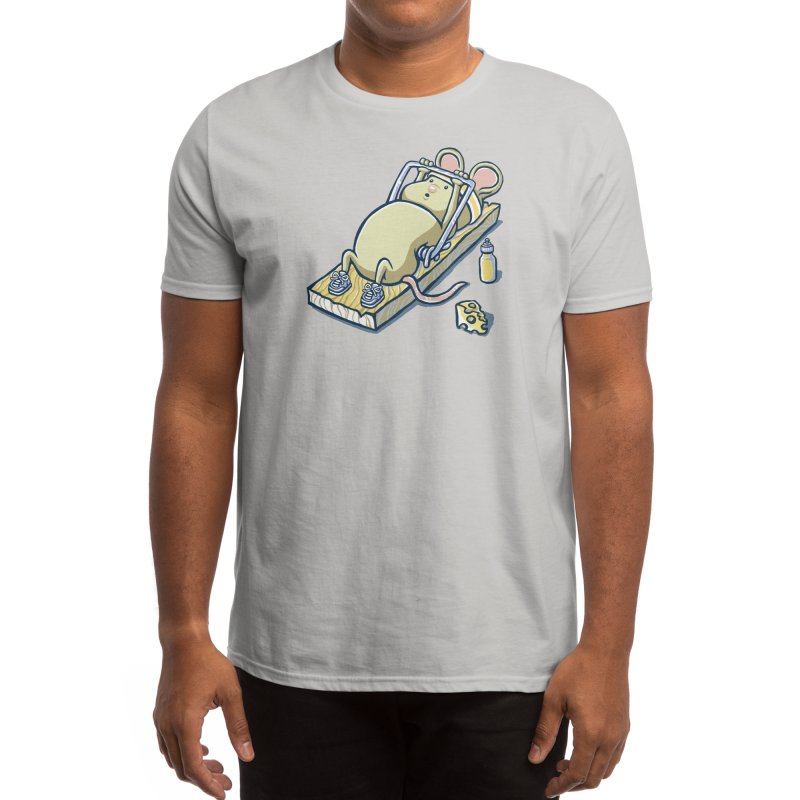 Let's Get Physical Men's T-Shirt by Threadless Artist Shop