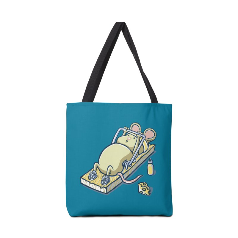 Let's Get Physical Accessories Bag by Threadless Artist Shop