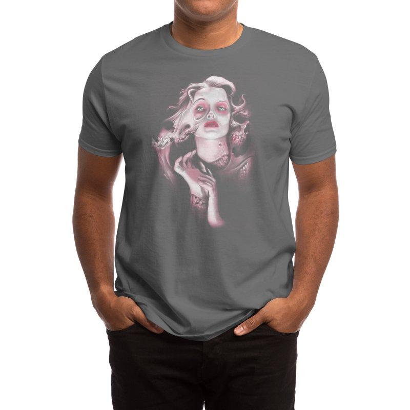 Ghost Men's T-Shirt by Threadless Artist Shop