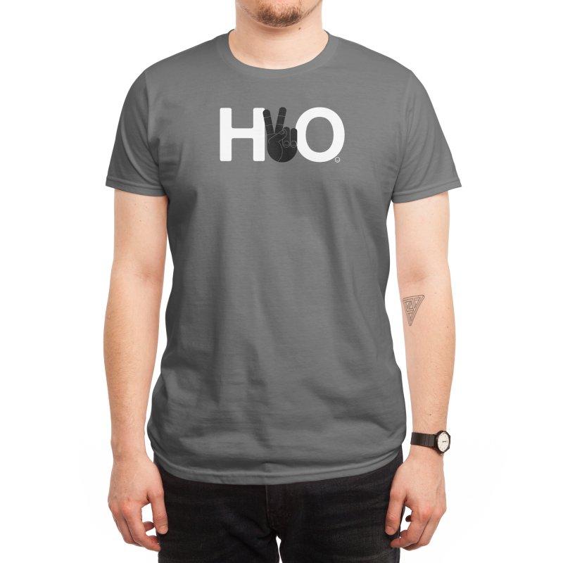 Water & Peace Men's T-Shirt by Threadless Artist Shop