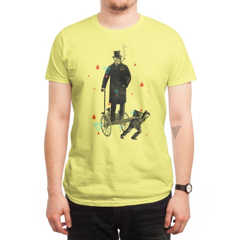 Blood Diamonds Men's T-Shirt by Threadless Artist Shop