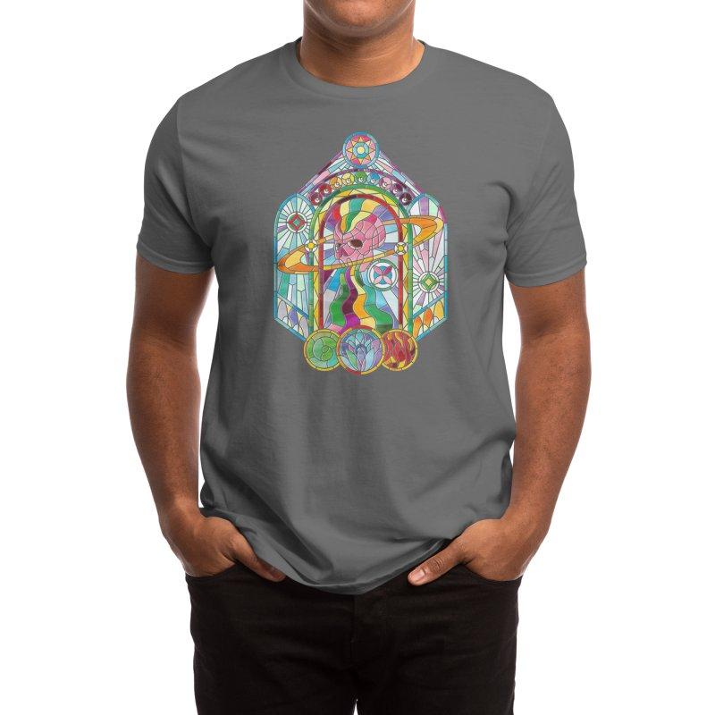 The Divine Light Men's T-Shirt by Threadless Artist Shop