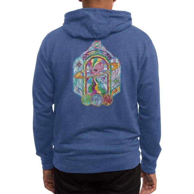 The Divine Light Men's Zip-Up Hoody by Threadless Artist Shop