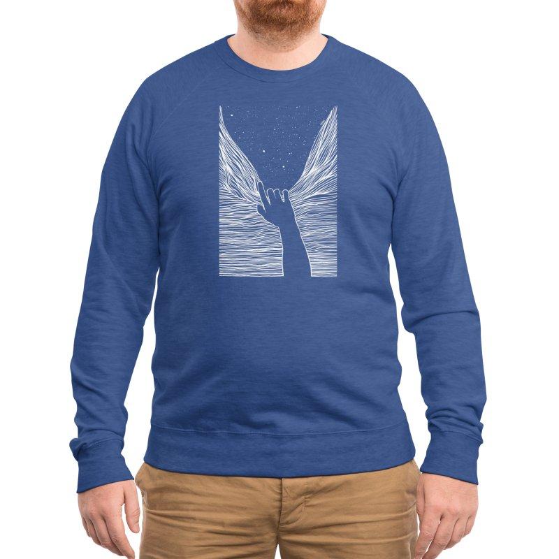 Through window Men's Sweatshirt by Threadless Artist Shop