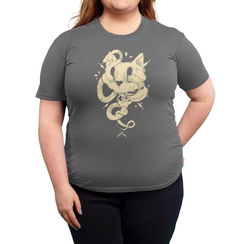 catatonic Women's T-Shirt by Threadless Artist Shop