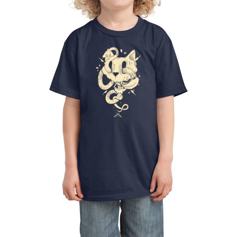 catatonic Kids T-Shirt by Threadless Artist Shop