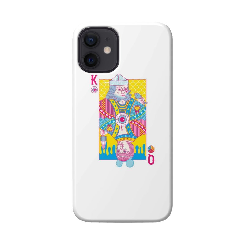 King of Nothing, Queen of Nowhere Accessories Phone Case by Threadless Artist Shop