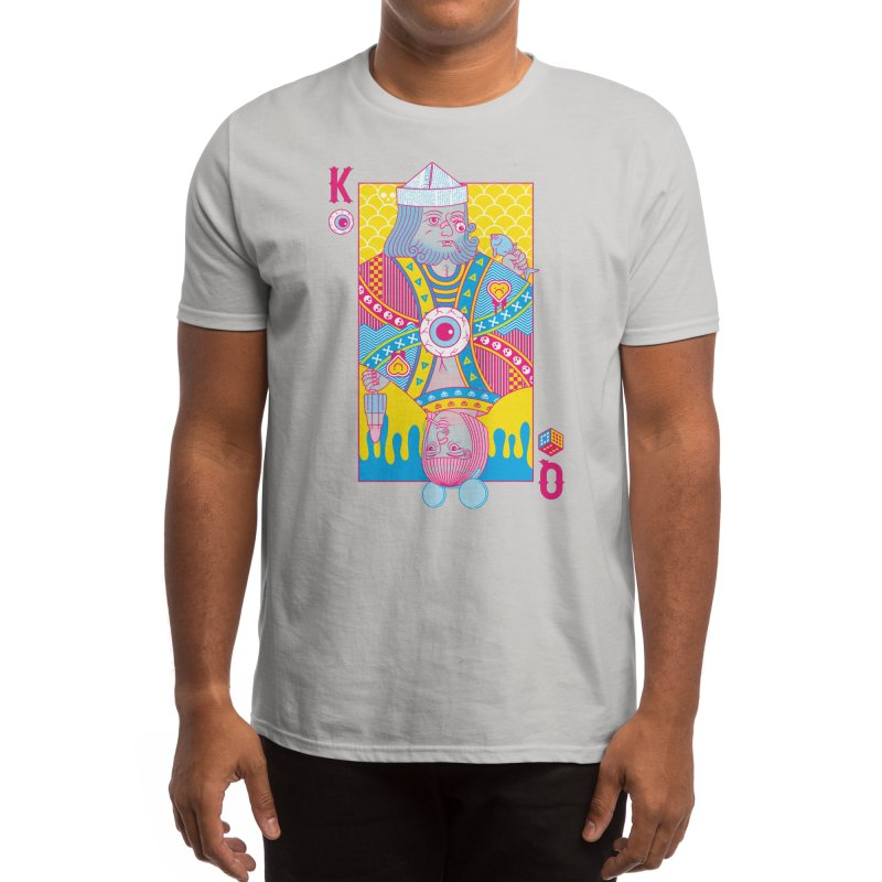 King of Nothing, Queen of Nowhere Men's T-Shirt by Threadless Artist Shop