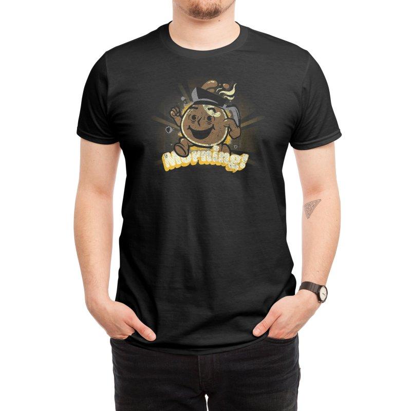 Morning! Men's T-Shirt by Threadless Artist Shop