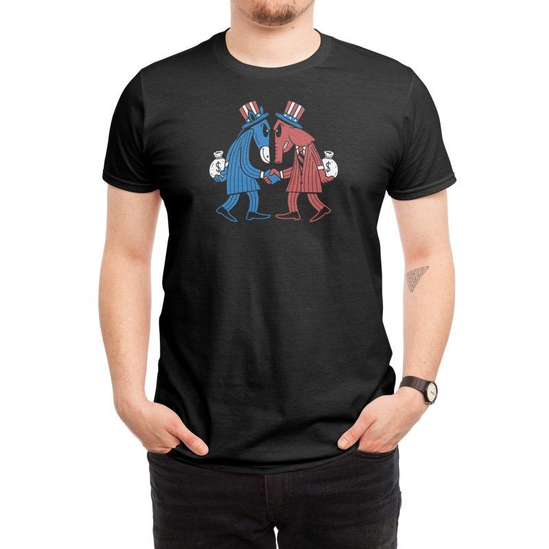Lie vs Lie Men's T-Shirt by Threadless Artist Shop