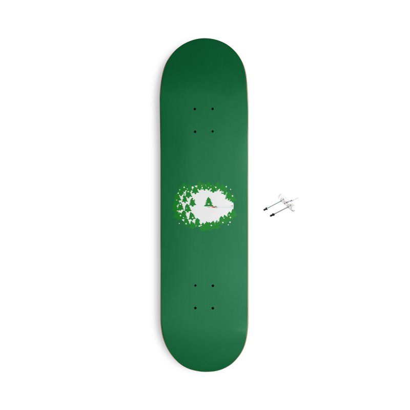 Day Of Reckoning Accessories Skateboard by Threadless Artist Shop