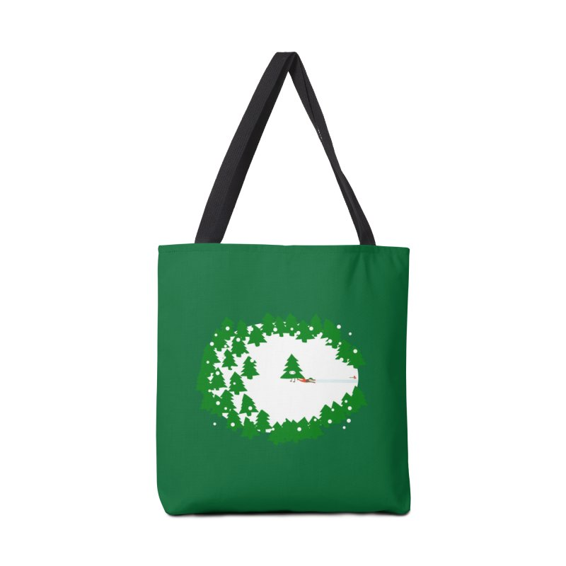 Day Of Reckoning Accessories Bag by Threadless Artist Shop