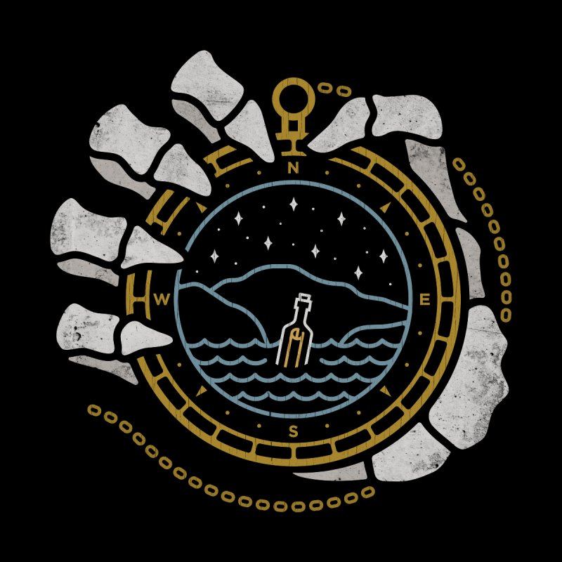 Dead in the Water Men's T-Shirt by Threadless Artist Shop