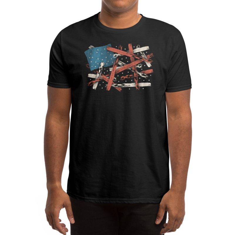 Law & Disorder Men's T-Shirt by Threadless Artist Shop