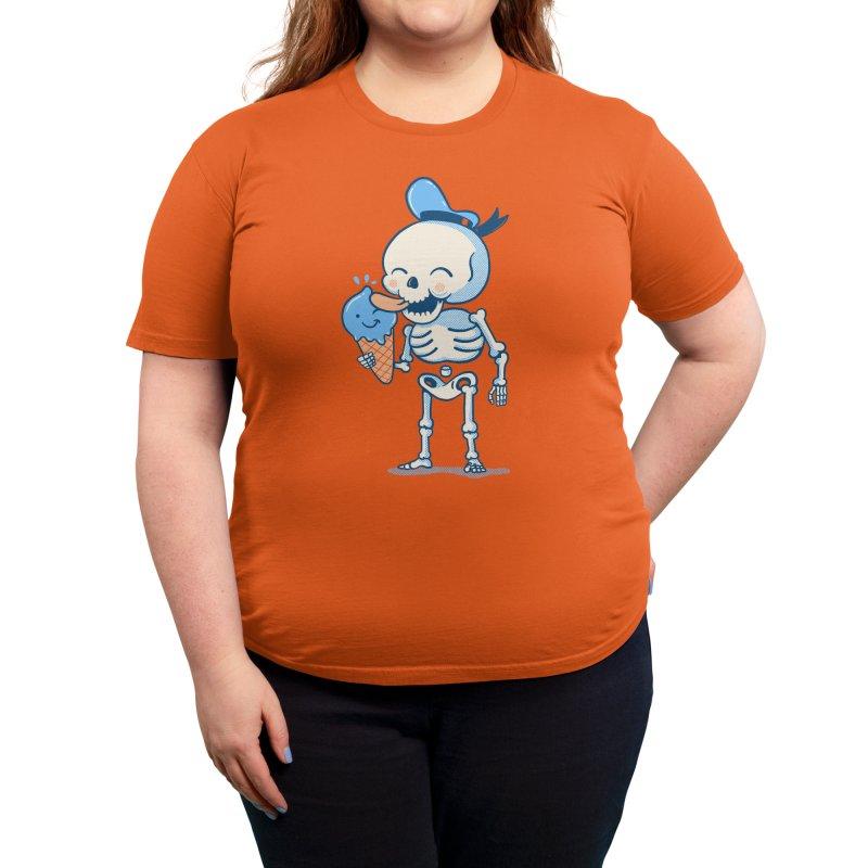 Summer vibes Women's T-Shirt by Threadless Artist Shop