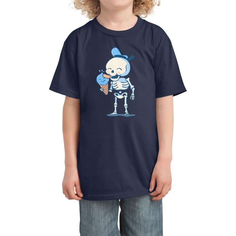 Summer vibes Kids T-Shirt by Threadless Artist Shop