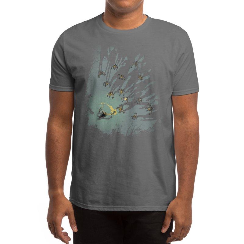 Zombie Shadows Men's T-Shirt by Threadless Artist Shop