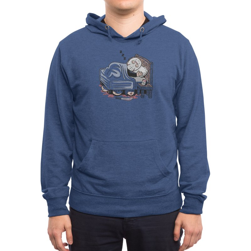 Lazy Saturday Men's Pullover Hoody by Threadless Artist Shop