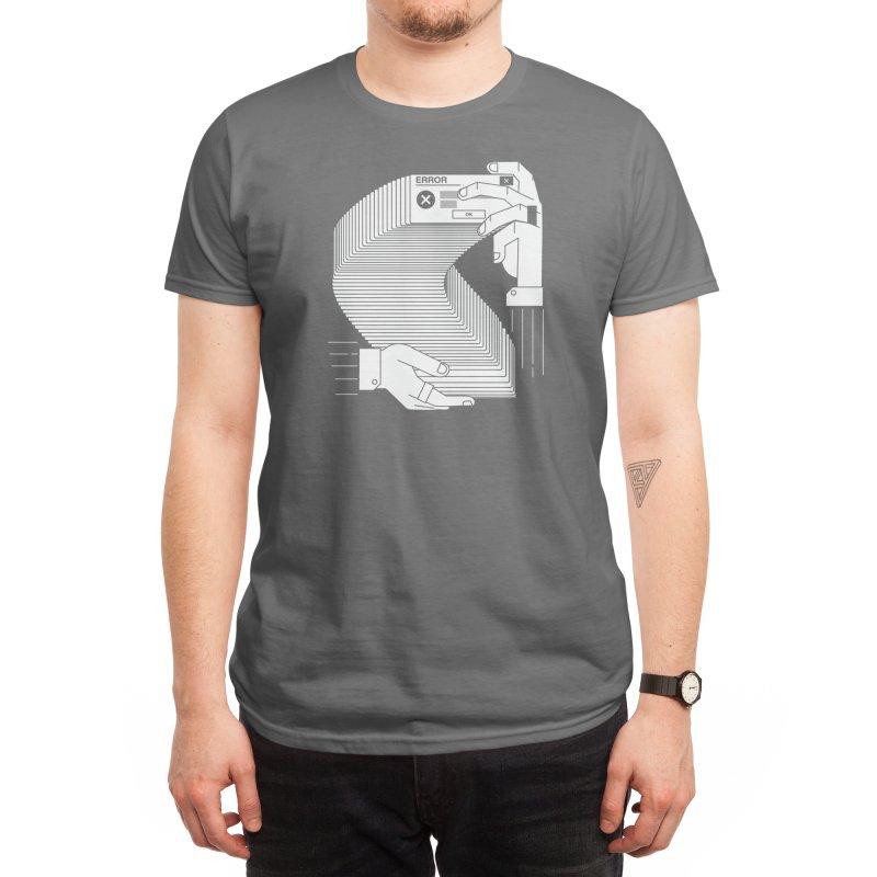 shuffling Men's T-Shirt by Threadless Artist Shop