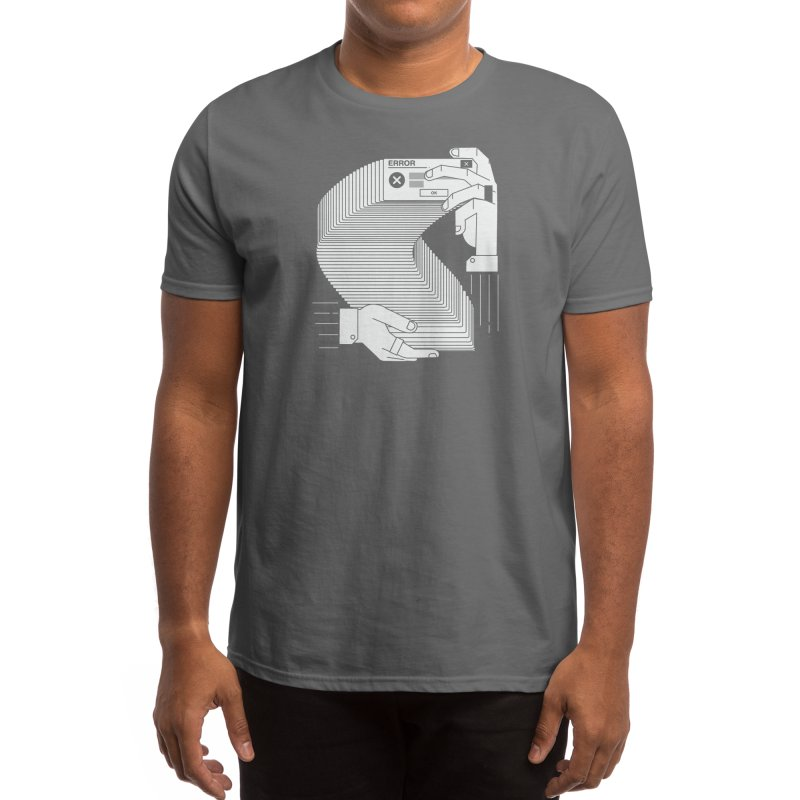 shuffling Men's T-Shirt by Threadless Artist Shop