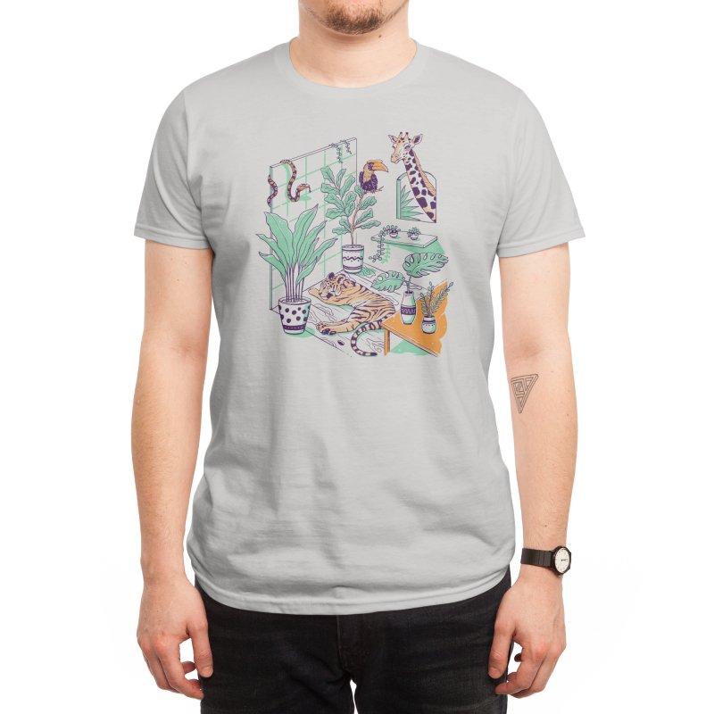 Urban Jungle Men's T-Shirt by Threadless Artist Shop