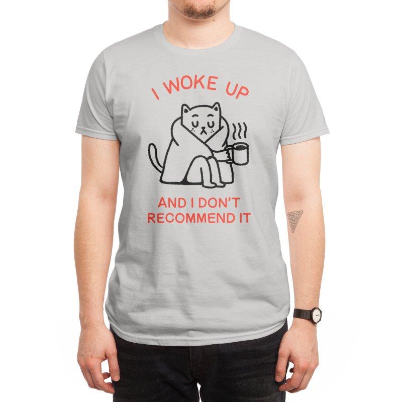I woke up... Men's T-Shirt by Threadless Artist Shop