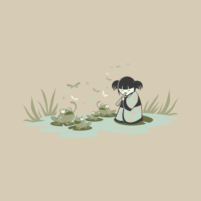 The Frog Piper Men's T-Shirt by Threadless Artist Shop