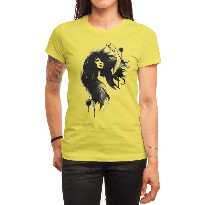 Hairspray Women's T-Shirt by Threadless Artist Shop