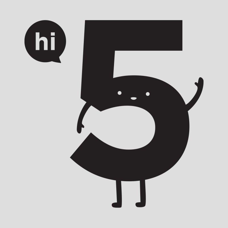 Hi 5 Men's T-Shirt by Threadless Artist Shop