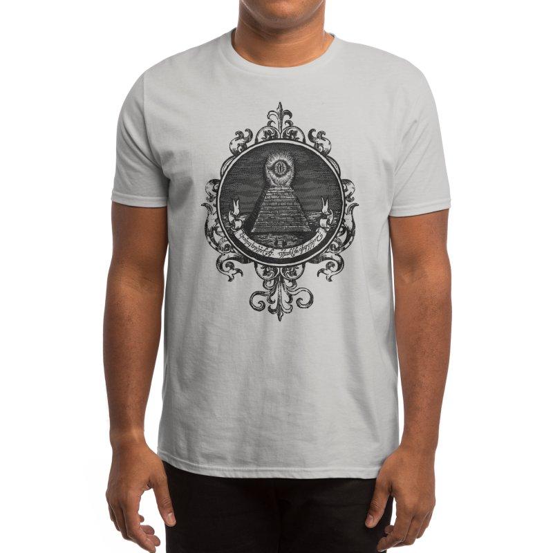 The All Seeing Eye Men's T-Shirt by Threadless Artist Shop