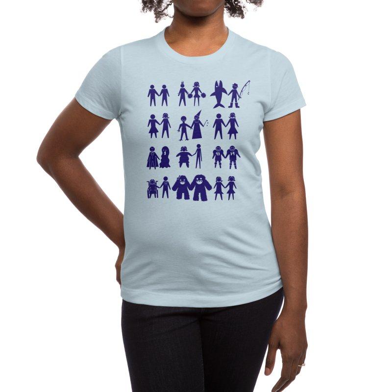 Love is Love Women's T-Shirt by Threadless Artist Shop