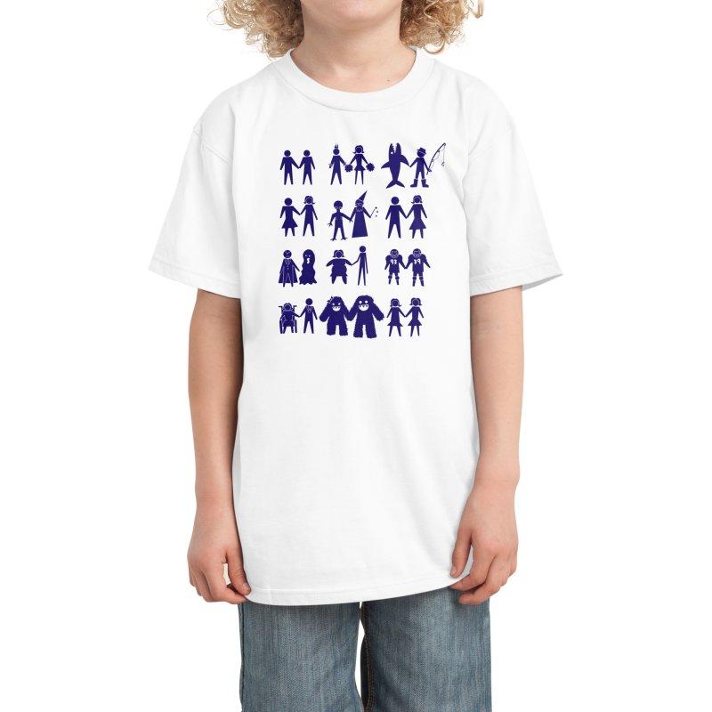 Love is Love Kids T-Shirt by Threadless Artist Shop