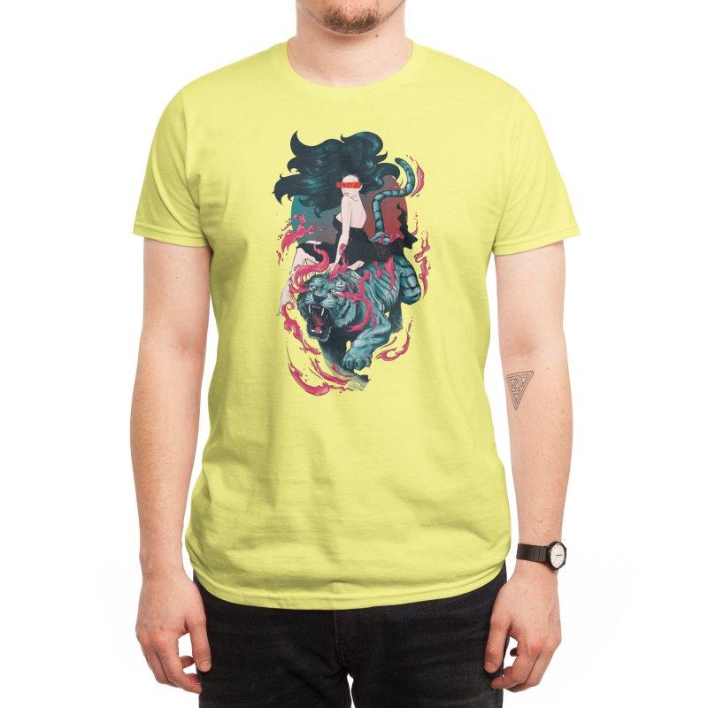 Beauty and the Beast Men's T-Shirt by Threadless Artist Shop