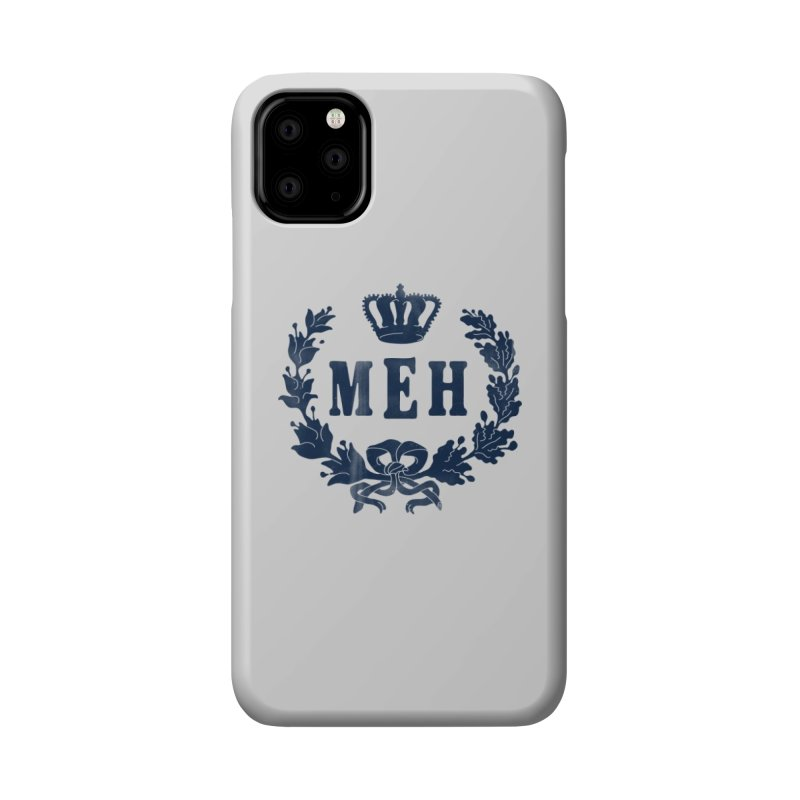 Le Royal Meh Accessories Phone Case by Threadless Artist Shop