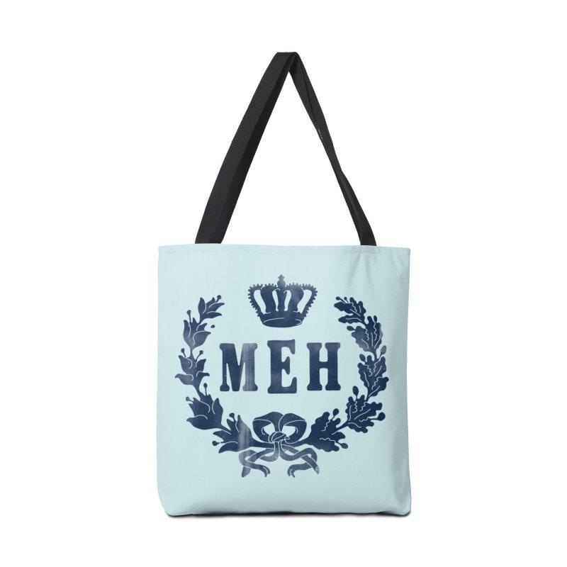 Le Royal Meh Accessories Bag by Threadless Artist Shop