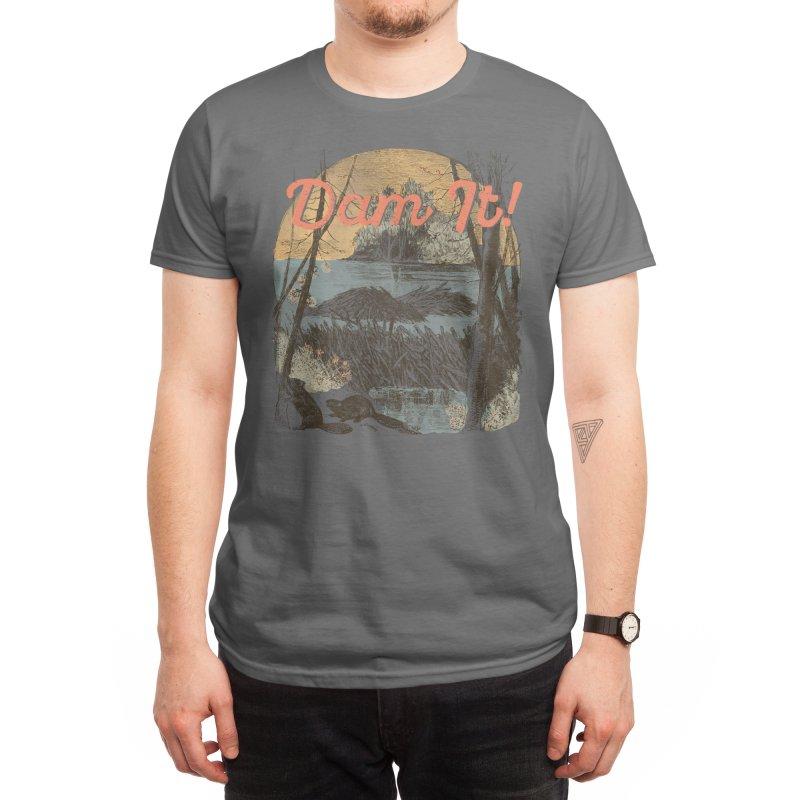 Dam It! Men's T-Shirt by Threadless Artist Shop