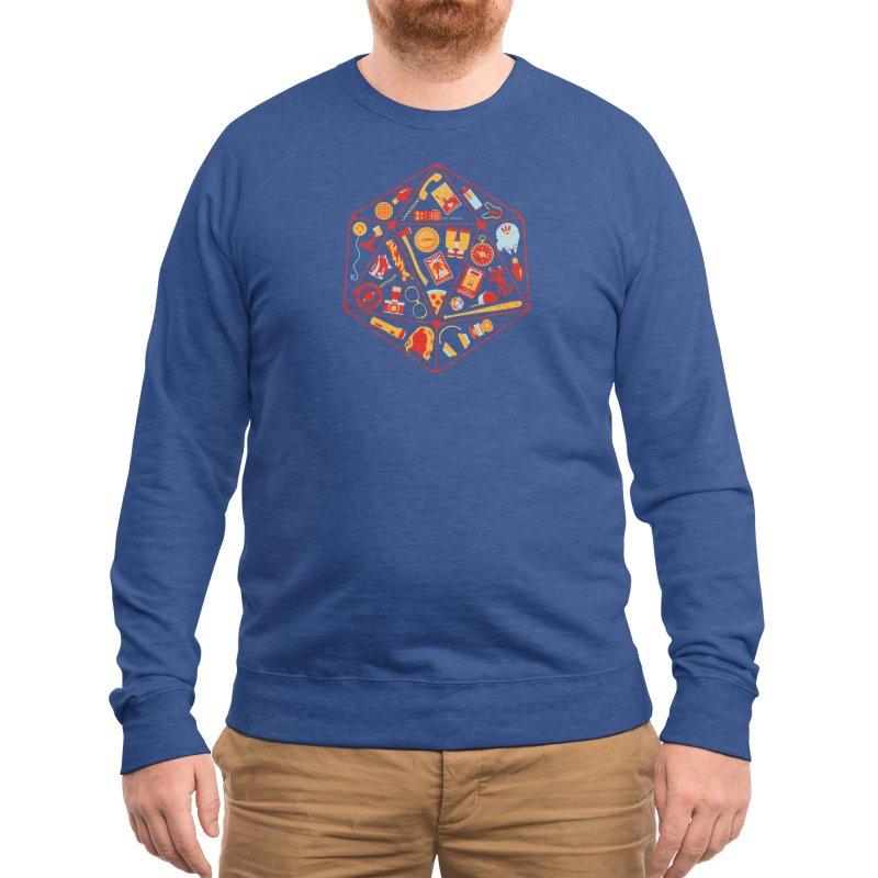 Things Men's Sweatshirt by Threadless Artist Shop