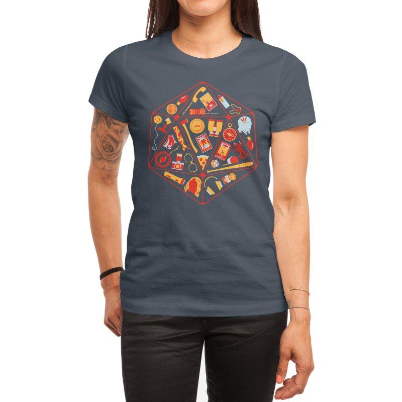Things Women's T-Shirt by Threadless Artist Shop