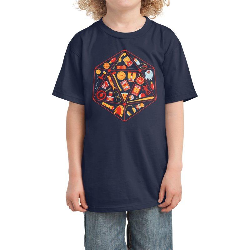 Things Kids T-Shirt by Threadless Artist Shop