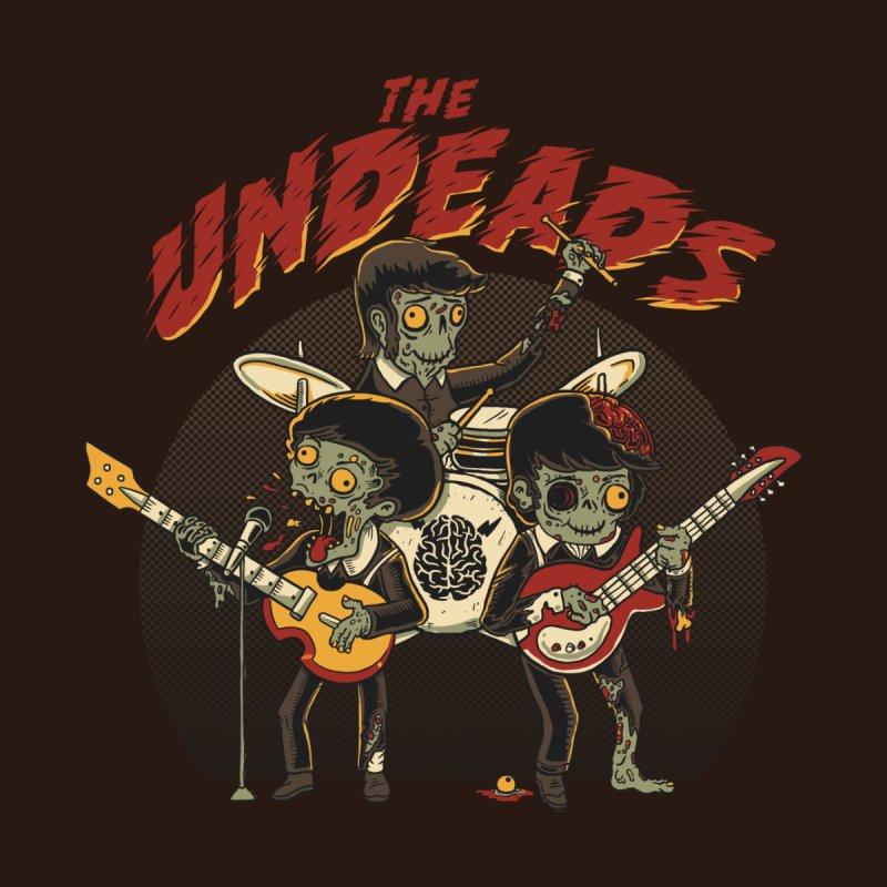 The Undeads Men's T-Shirt by Threadless Artist Shop